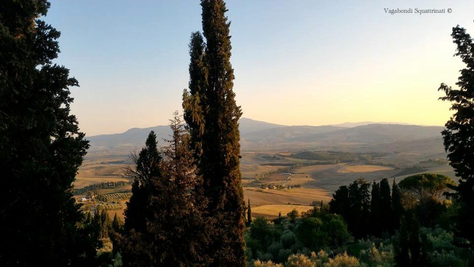 A spasso per la Val D\'Orcia: Pienza e Montepulciano - Vagabondi ...