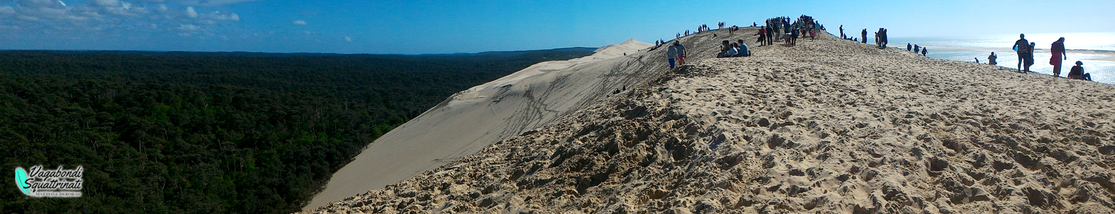 Dune du Pilat Vagabondi Squattrinati