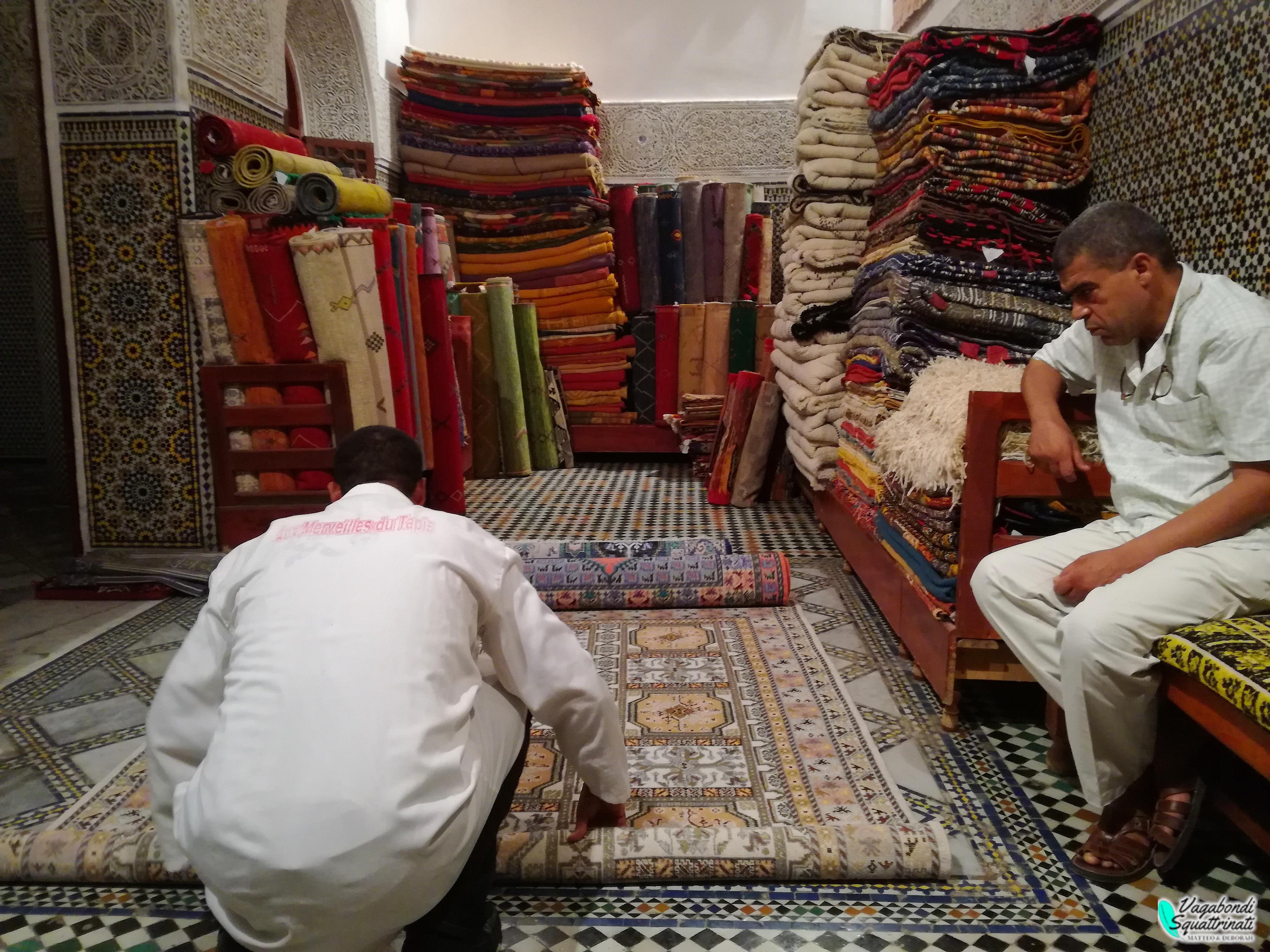 cooperativa dei tappeti