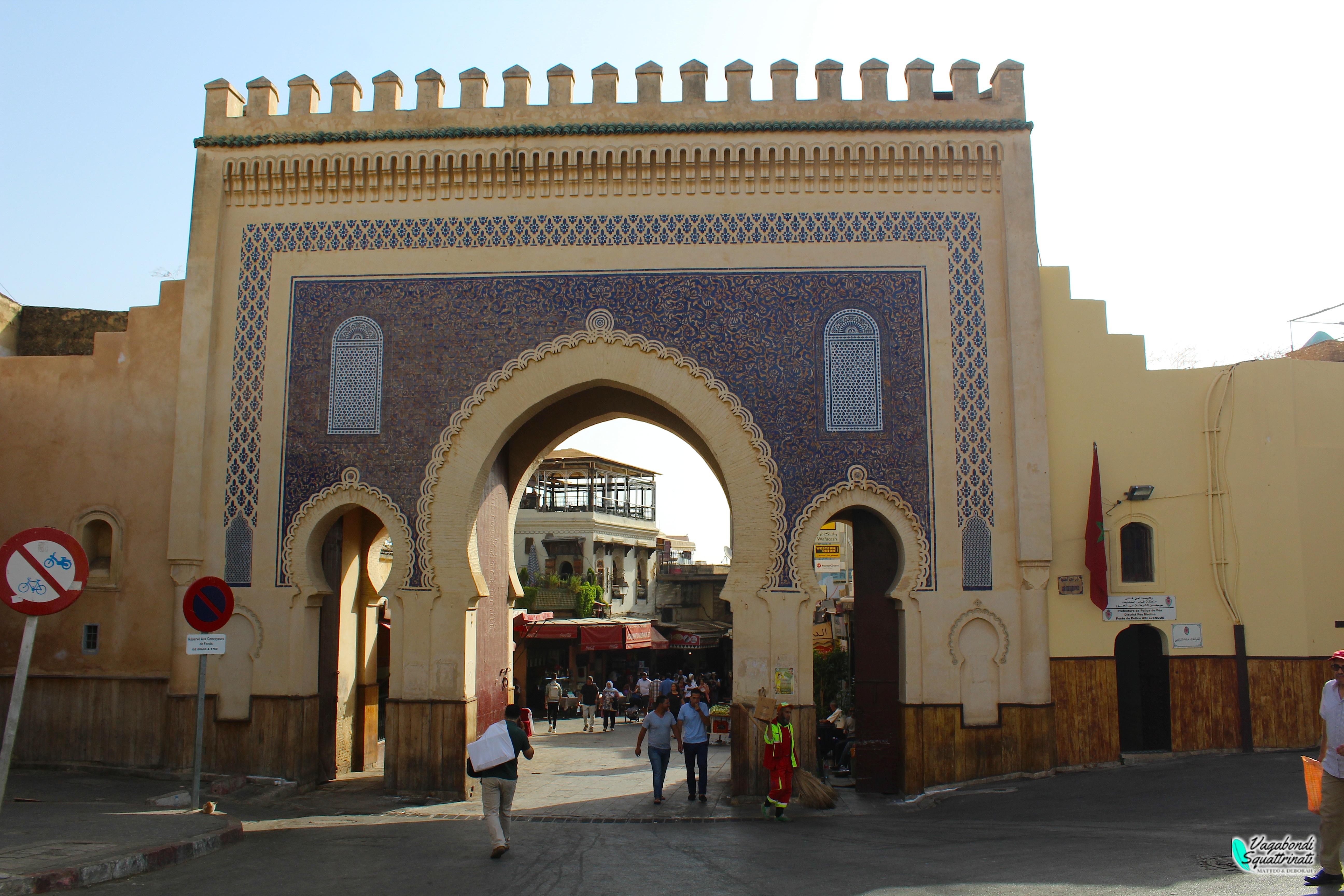 Porta Bou Boujloud