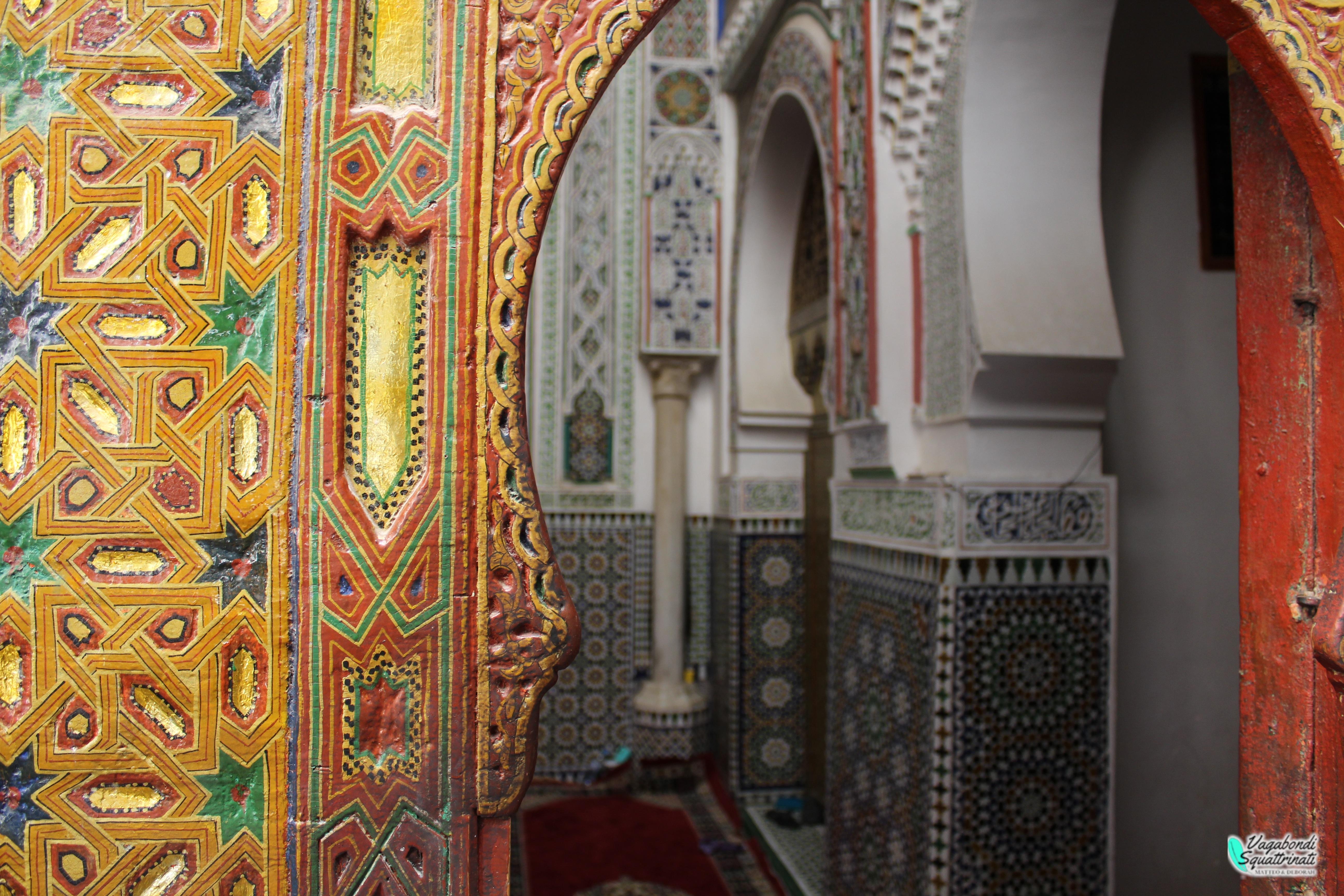 ingresso moschea