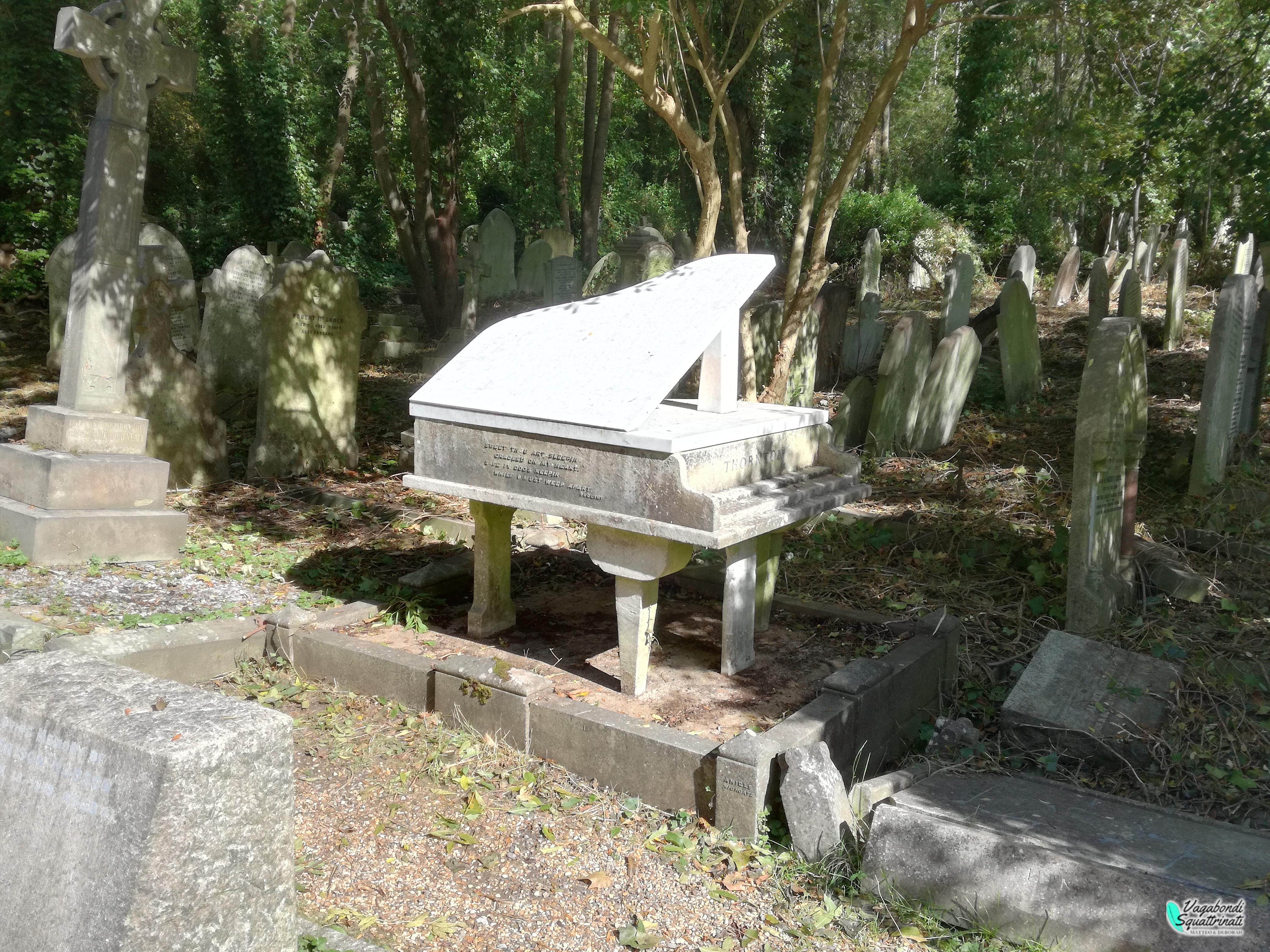 cimitero di highgate