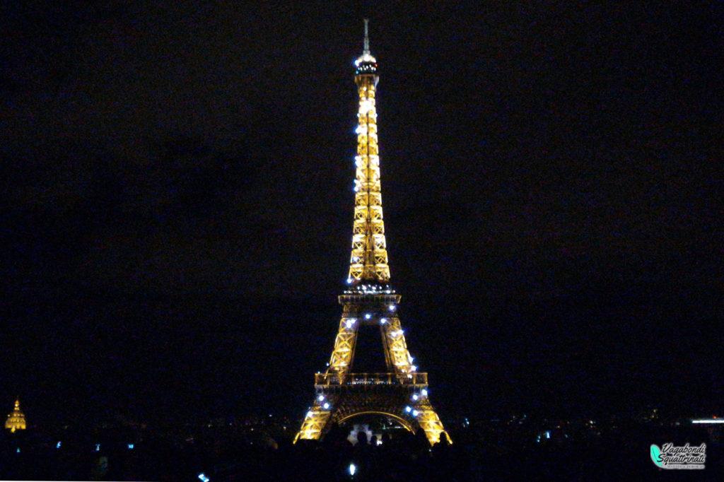 Come salire sulla Torre Eiffel