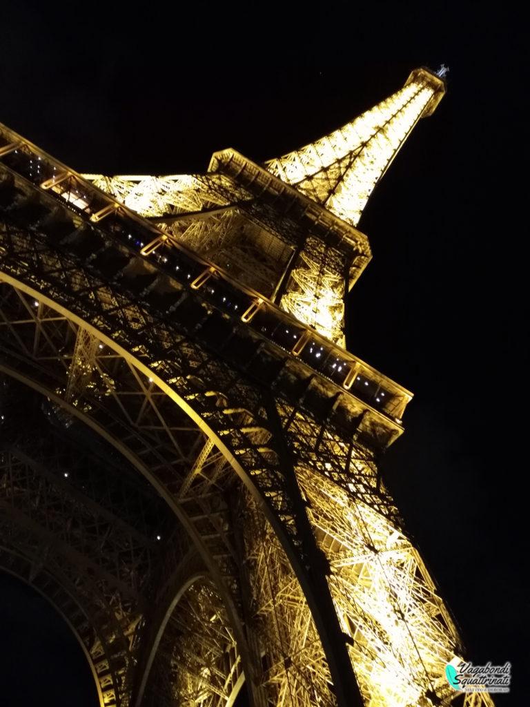 Come arrivare alla Torre Eiffel