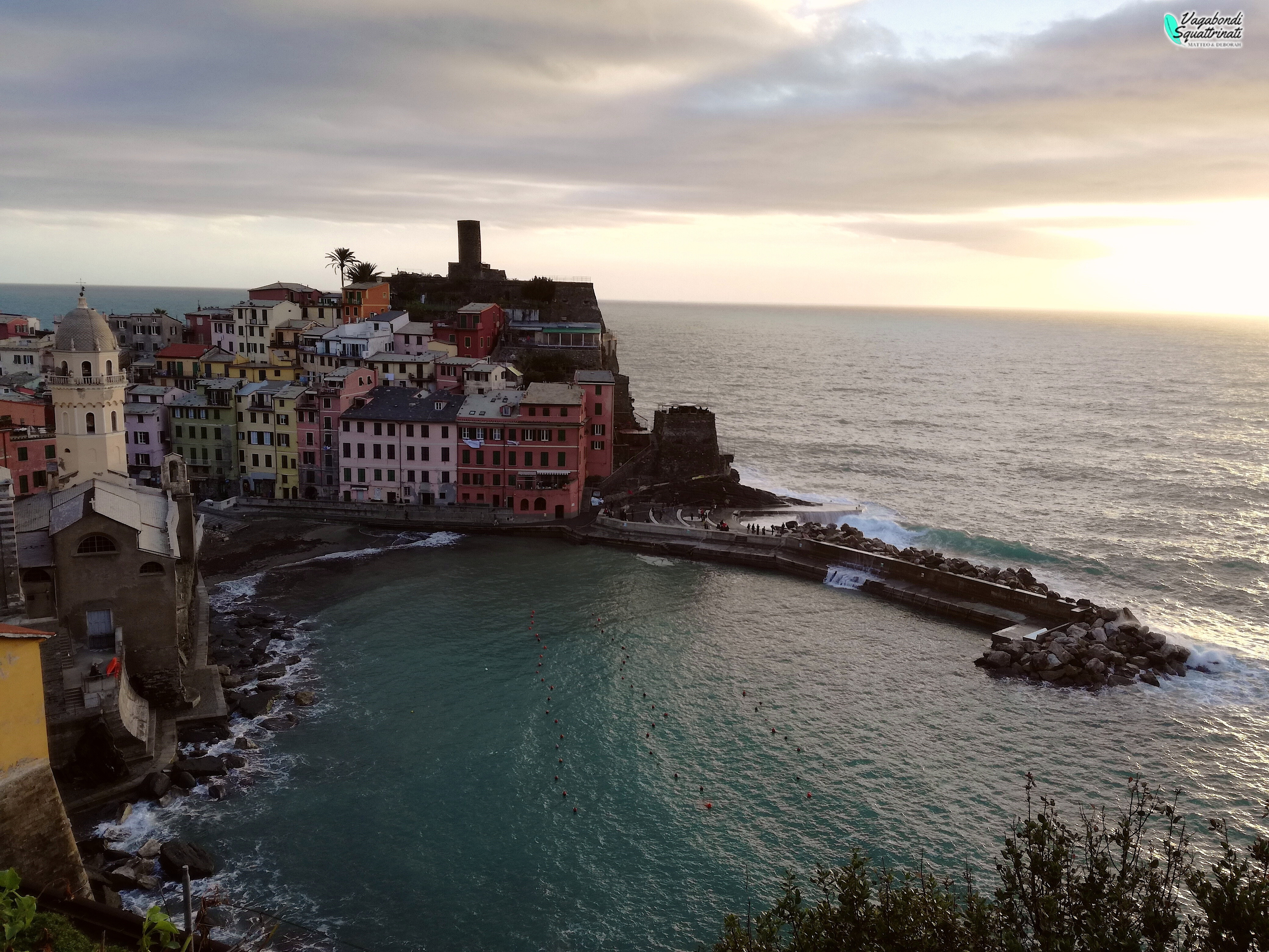 Cinque Terre: un mondo di colori