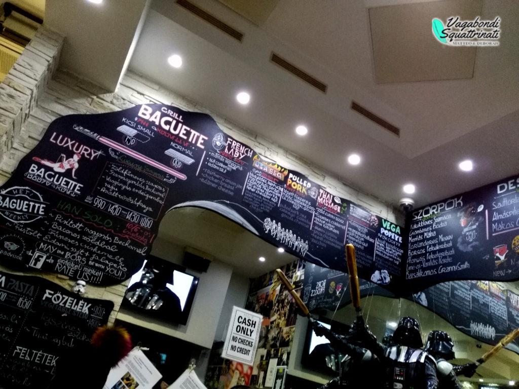 Dove mangiare a Budapest street food