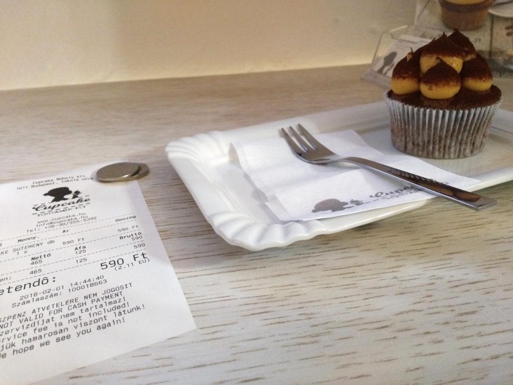 cupcake Budapest