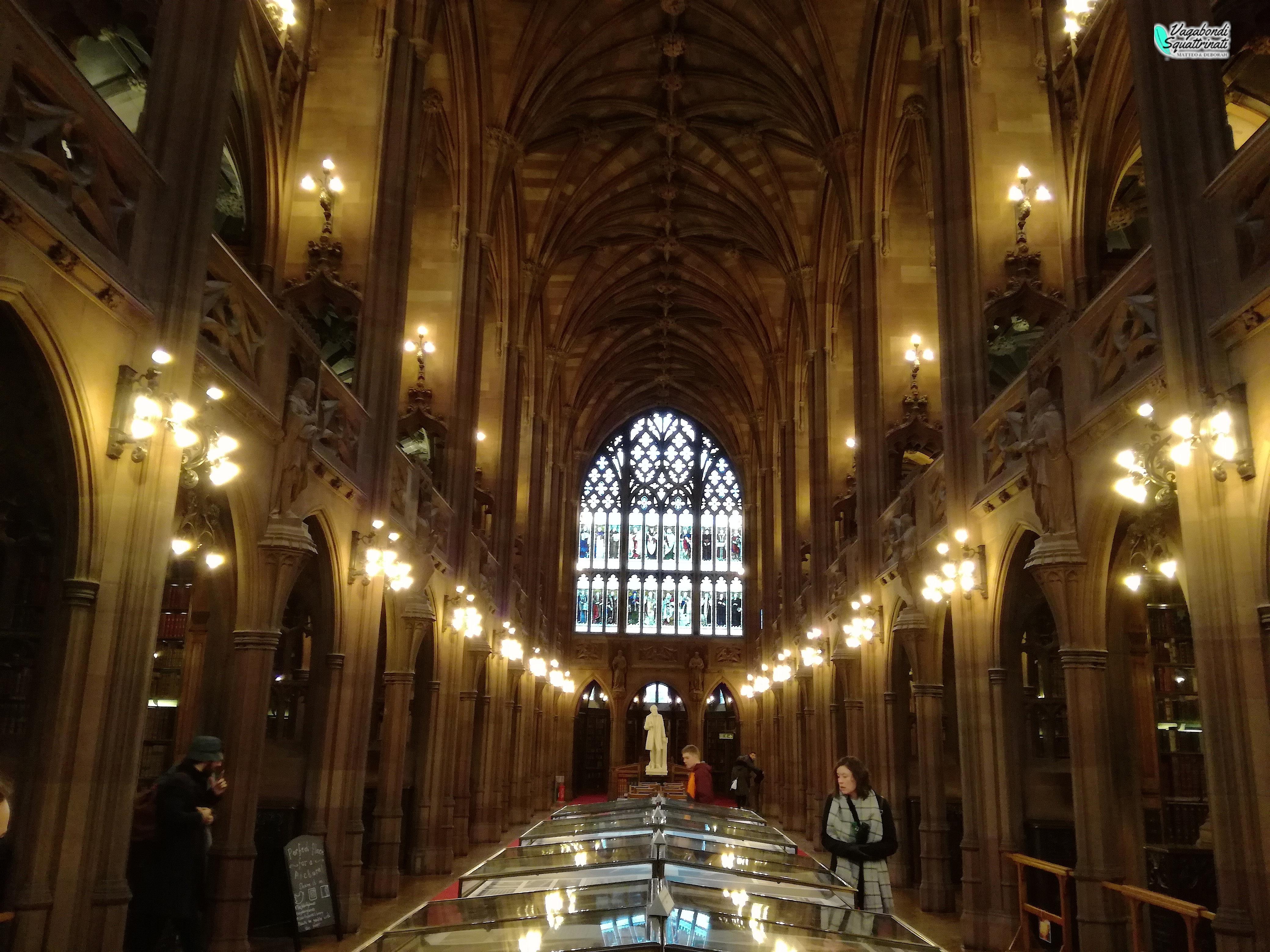 10 cose da non perdere a Manchester John Rylands library