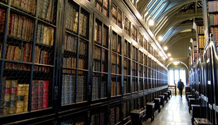 10 cose da non perdere a manchester chetham's library