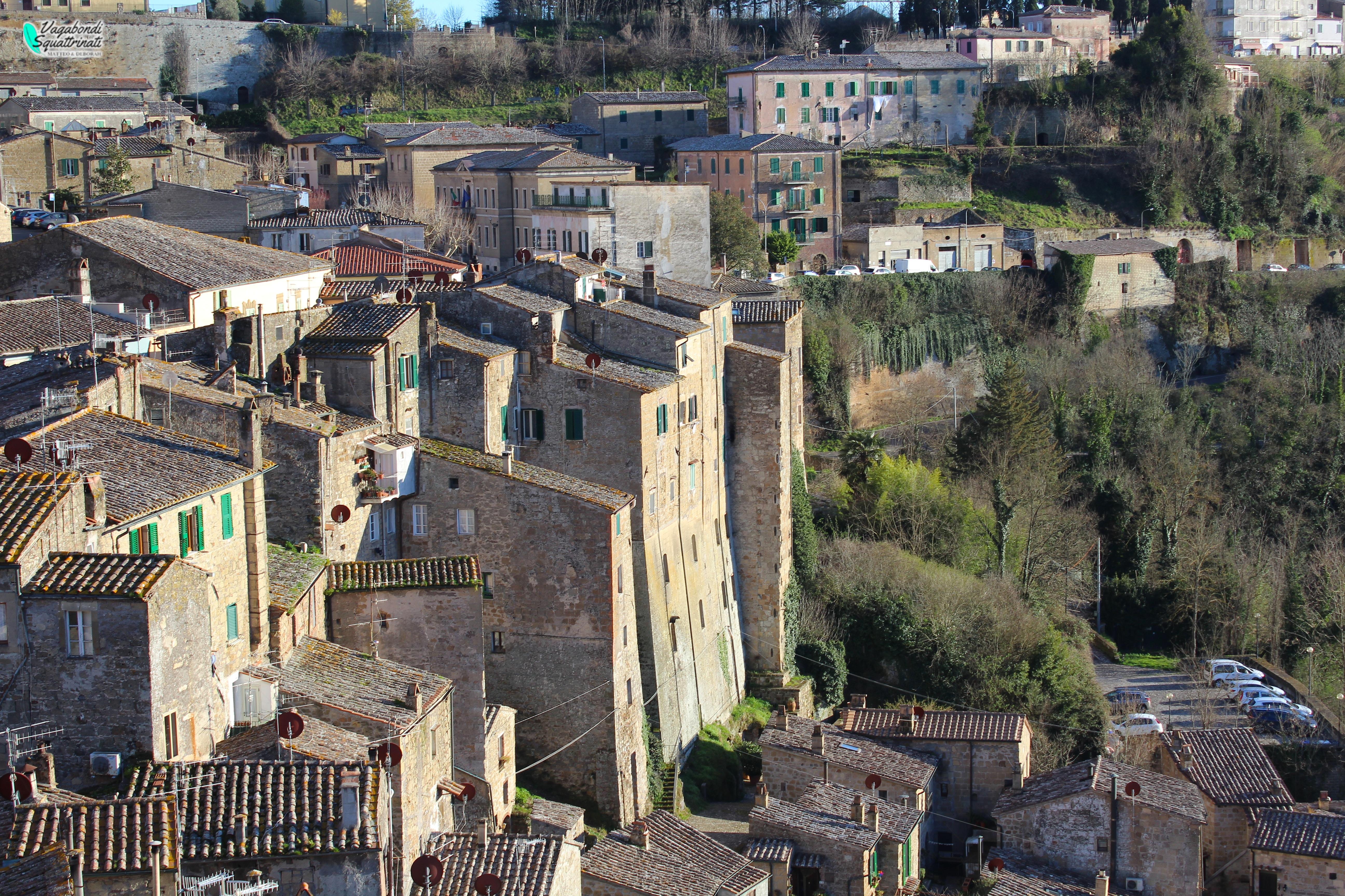 I borghi del tufo in Toscana: Sorano