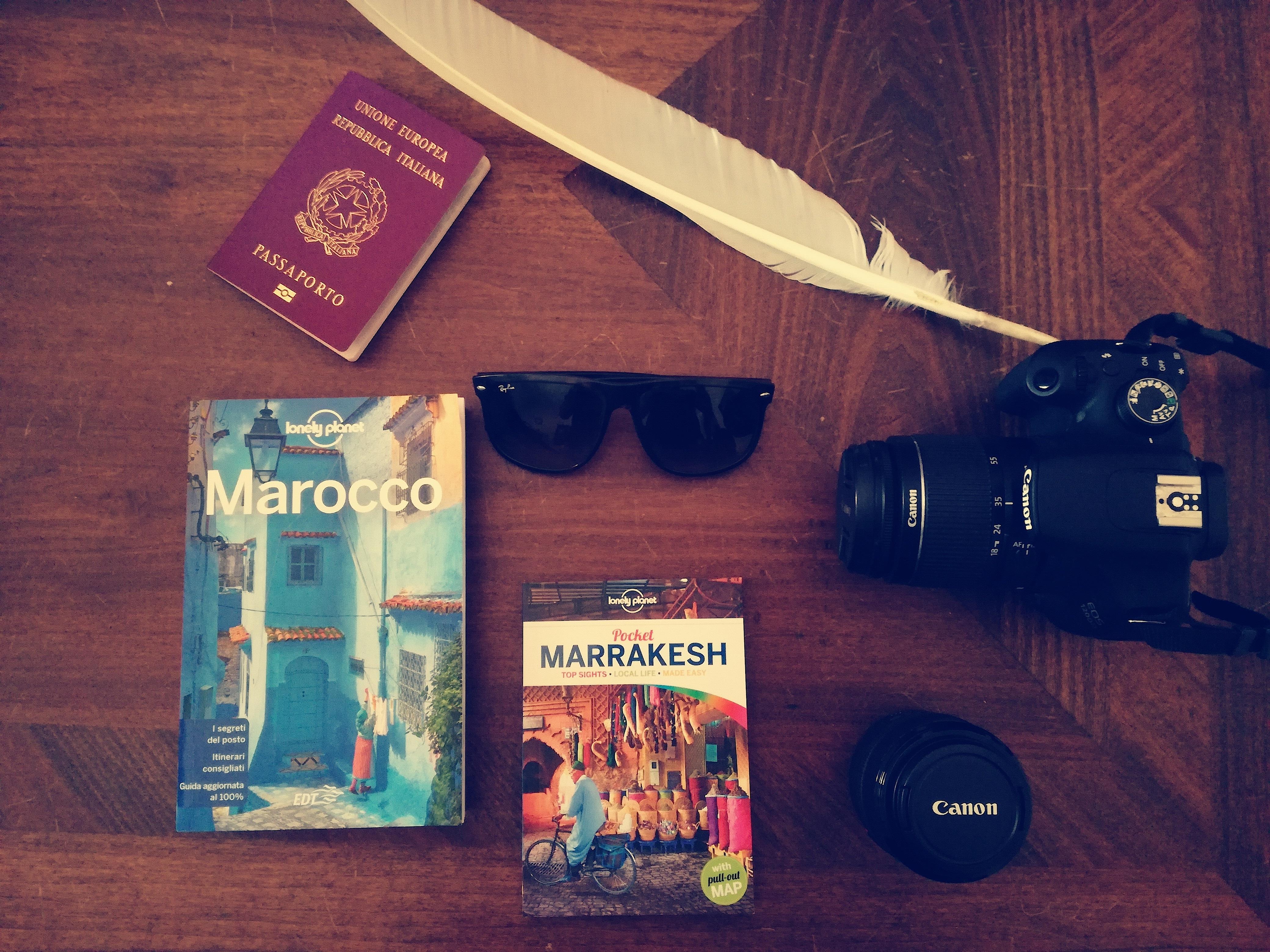 Prima volta in Africa: in partenza per il Marocco