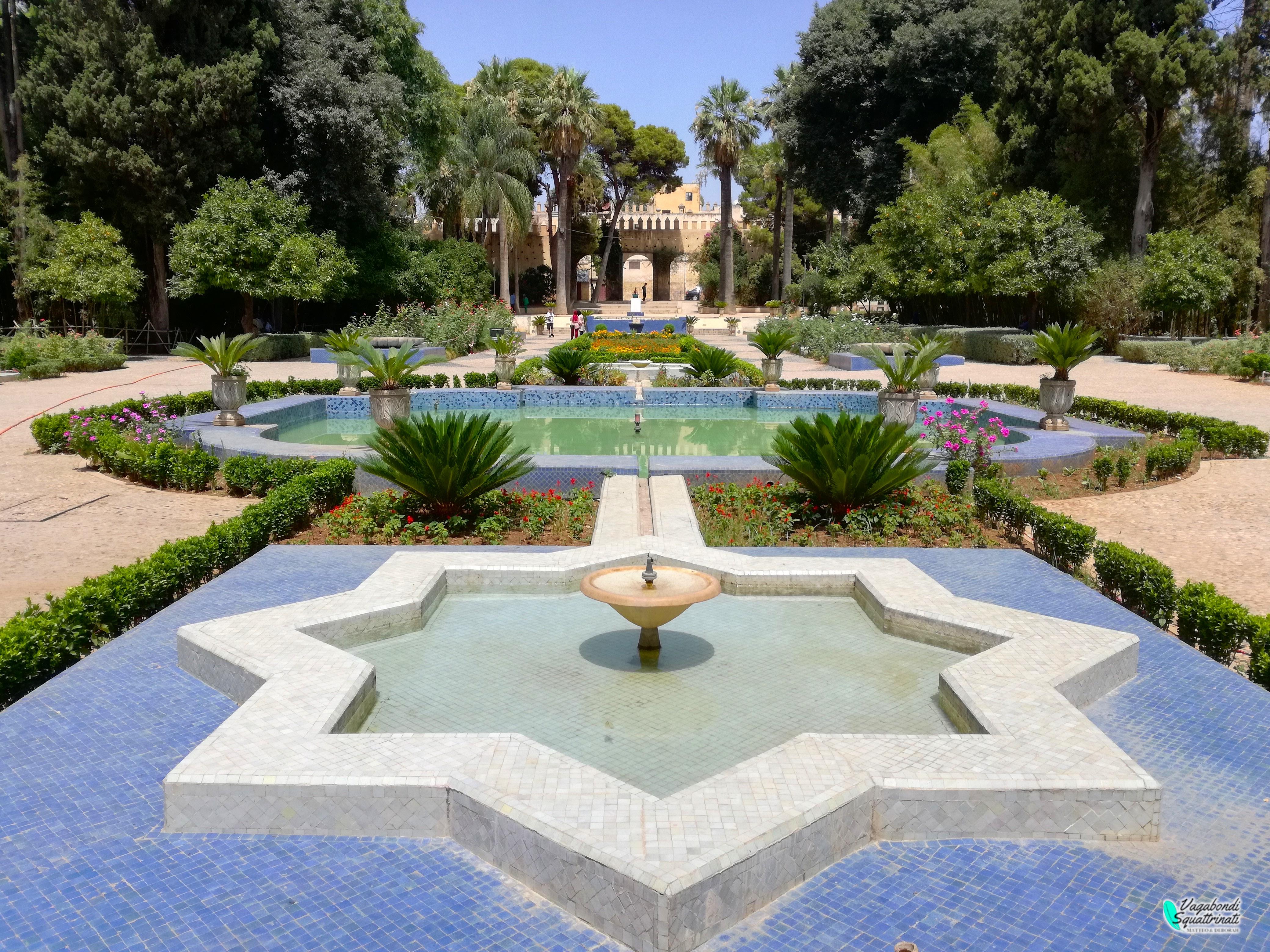 giardini Bou Jeloud