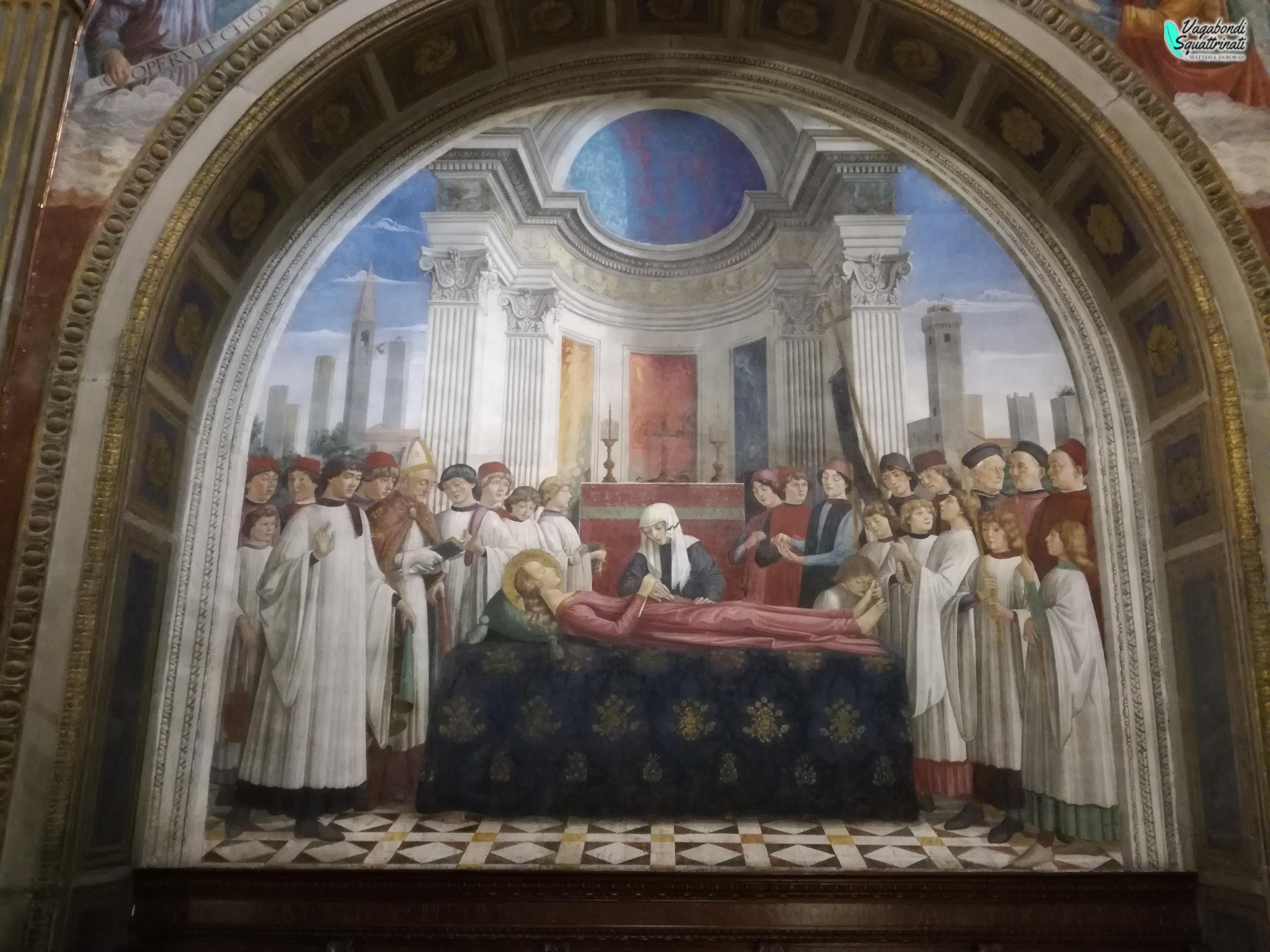 cappella di santa fina