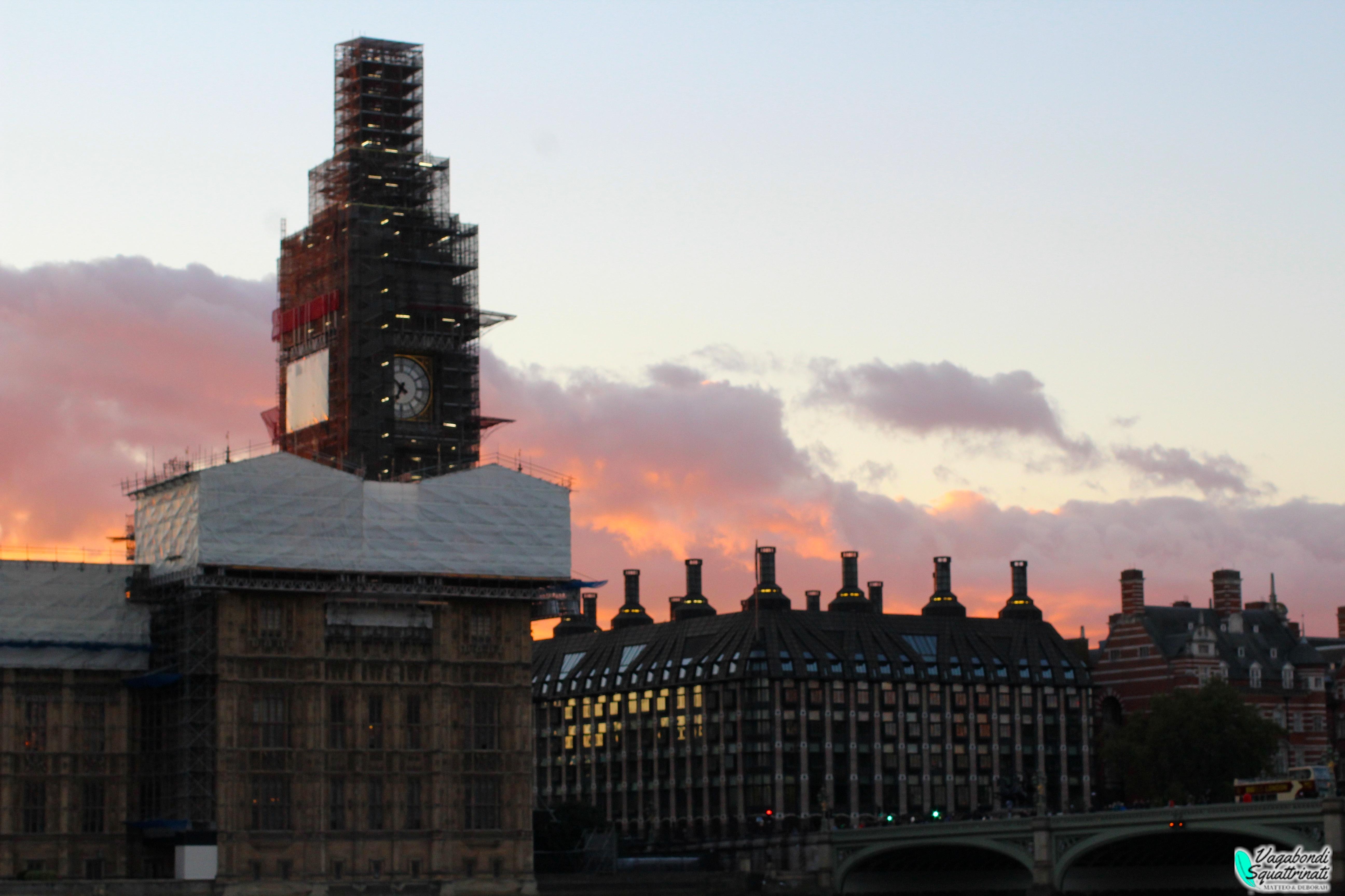 4 giorni a Londra fra classici e luoghi insoliti - prima parte