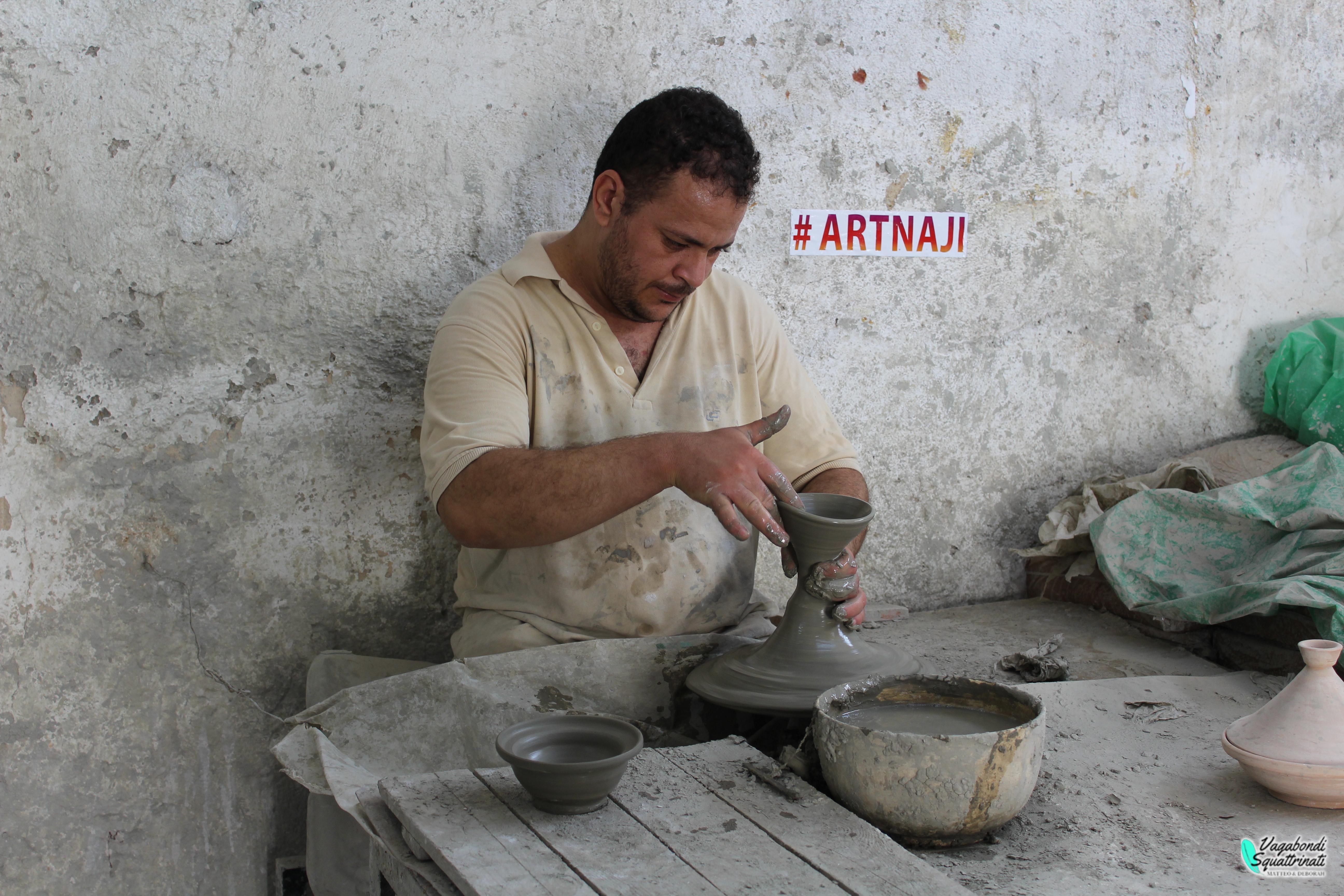 Contrattare in Marocco: guida alla sopravvivenza ceramica