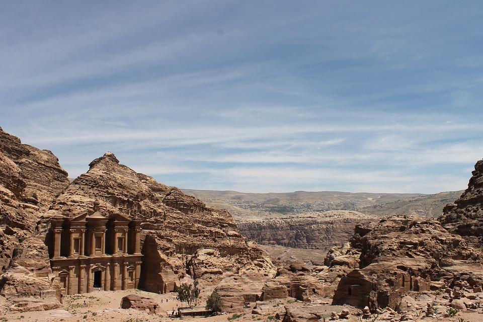 viaggi da fare nel 2019 Petra