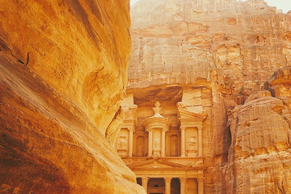 Concorso per vincere un viaggio in Giordania gratis