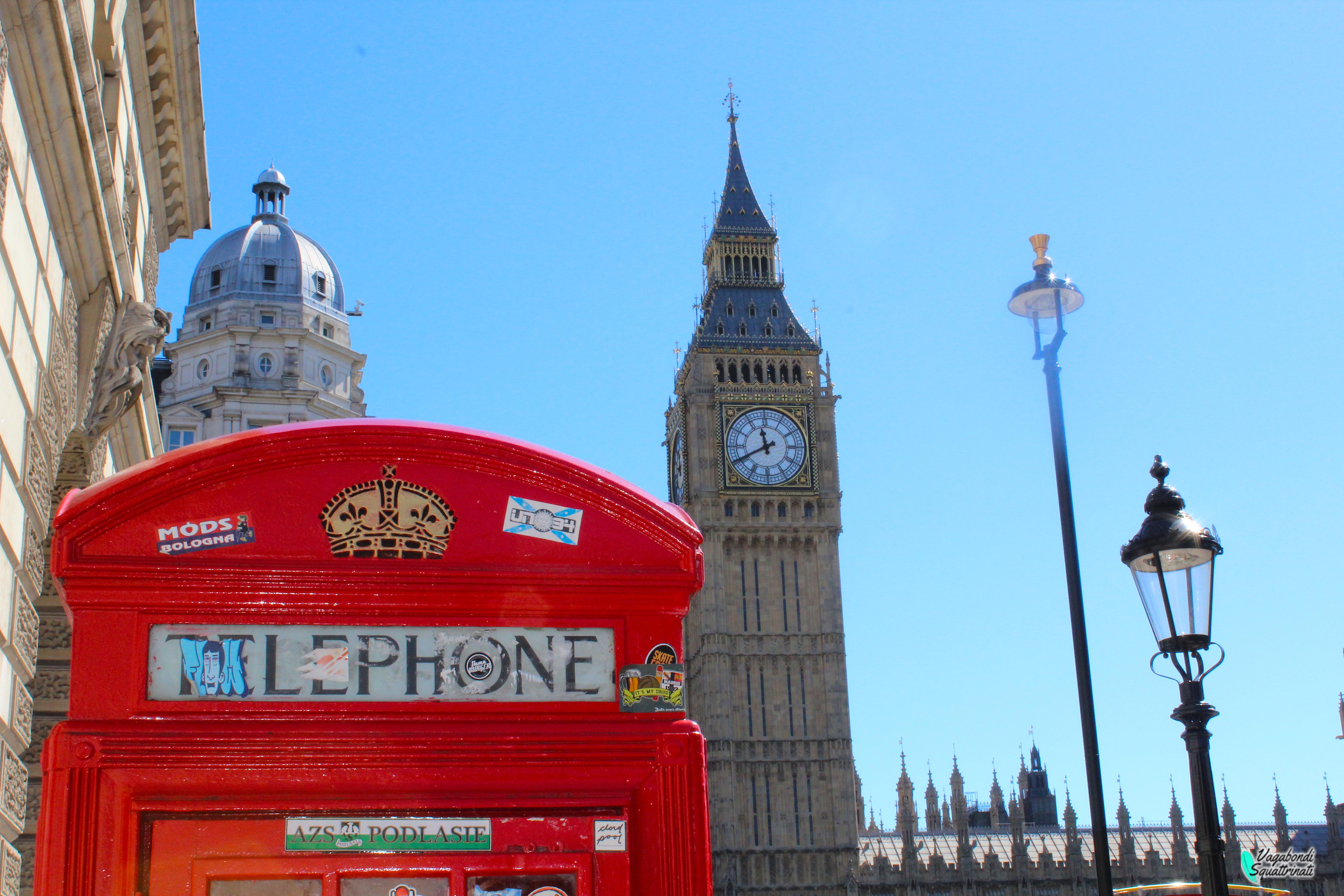 12 cose da fare gratis a Londra
