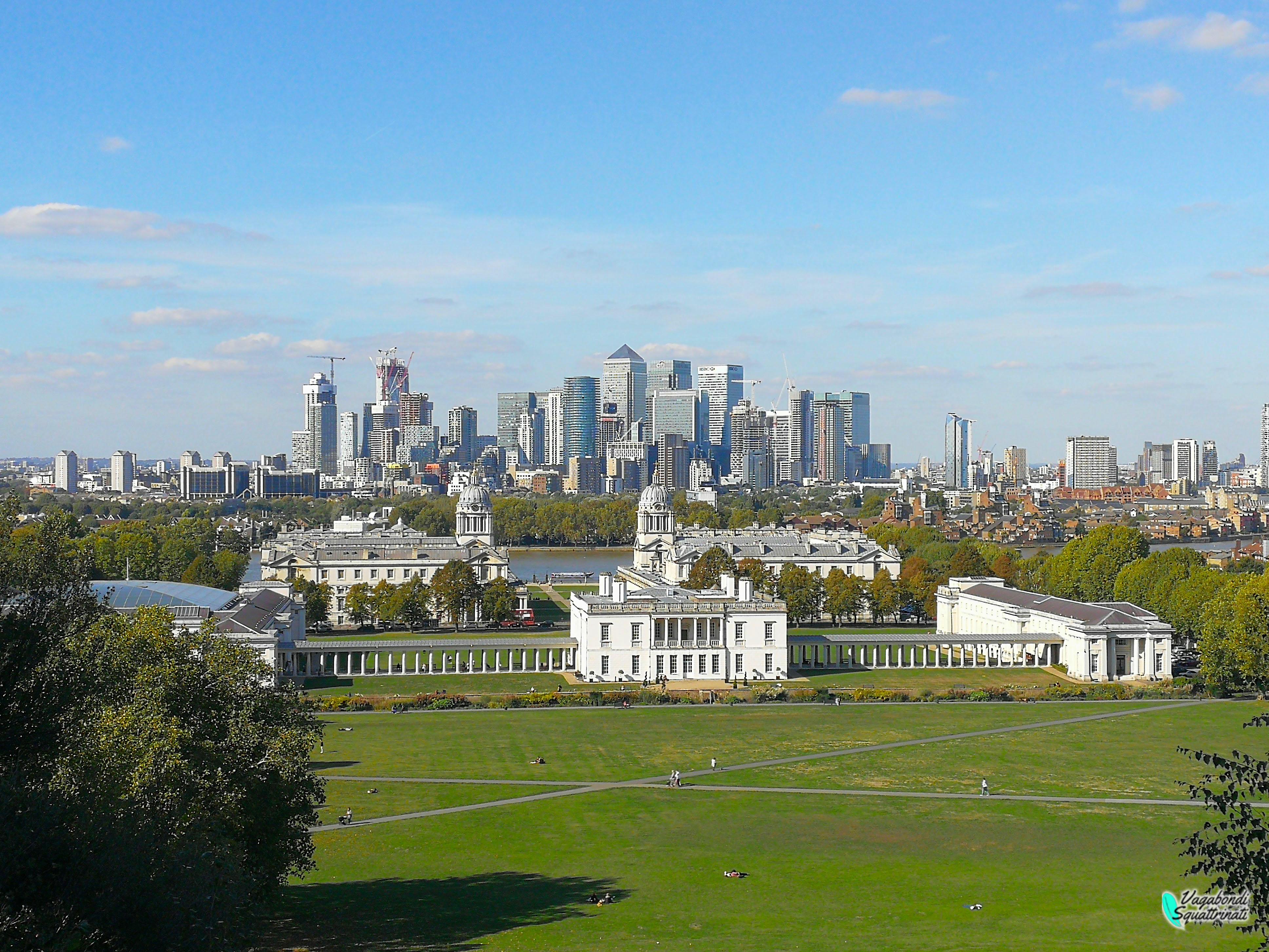 12 cose da fare gratis a Londra Greenwich