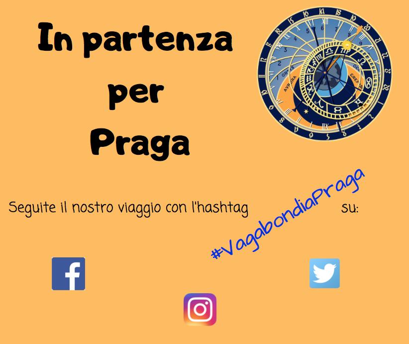 In partenza per Praga: venite con noi!