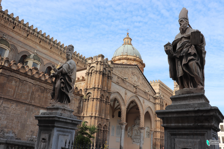 un giorno a palermo cattedrale di palermo