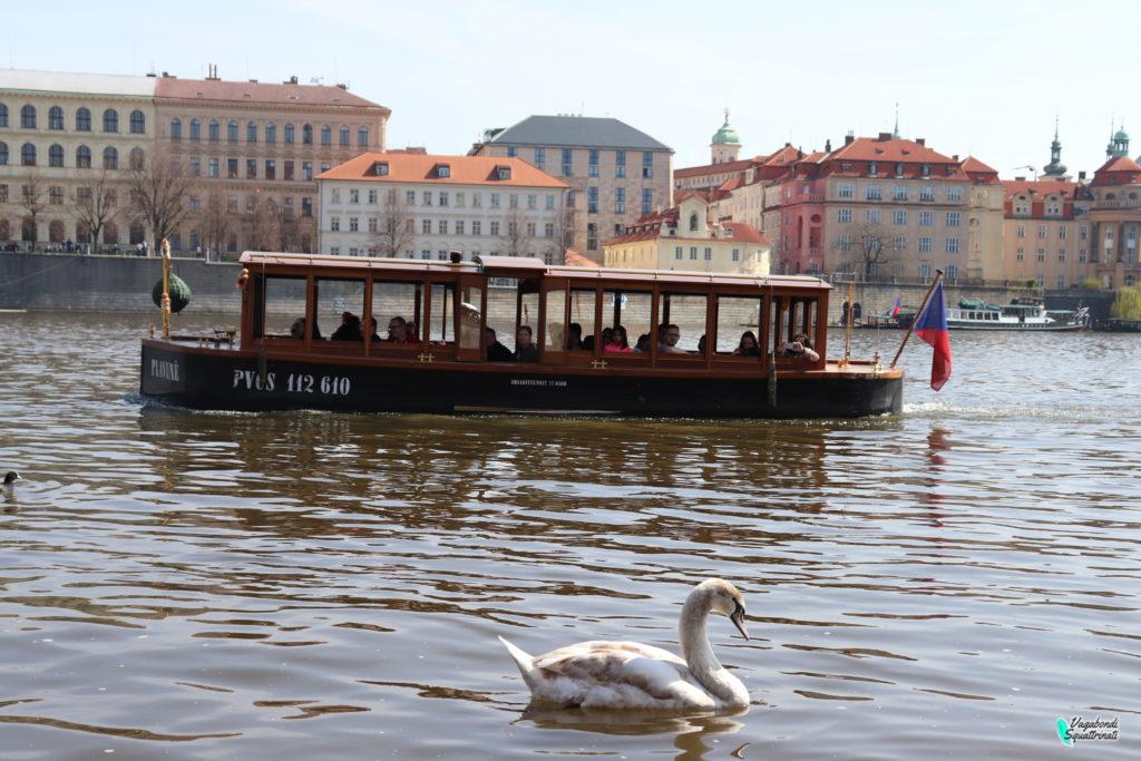 nostro viaggio a Praga moldava