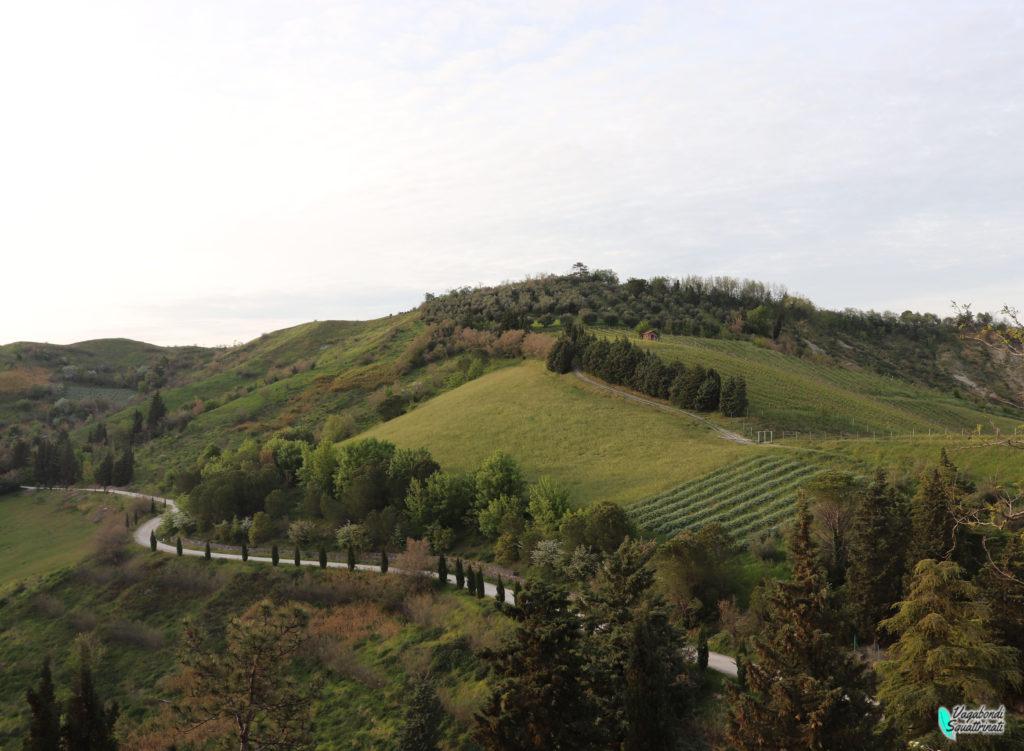brisighella panorama