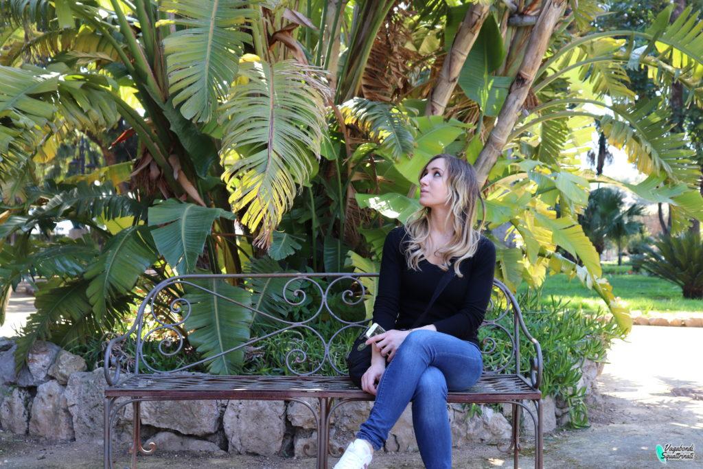 ambra giardini reali Palermo