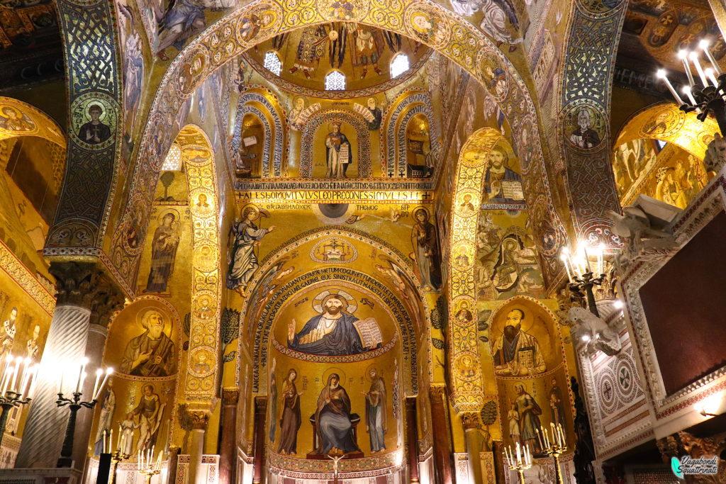 visitare la cappella palatina Palermo palazzo normanni