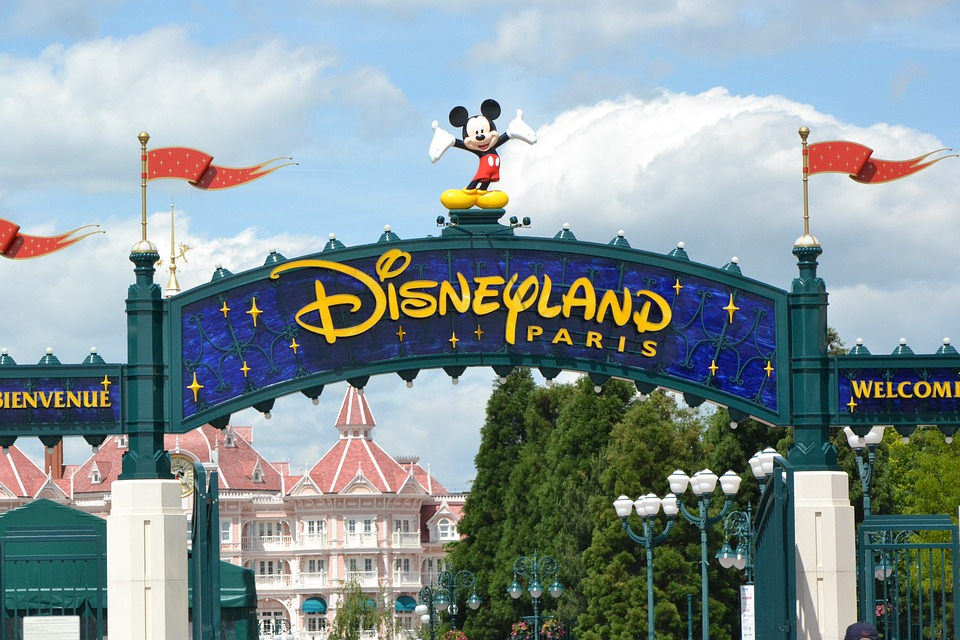 viaggio a Disneyland Paris