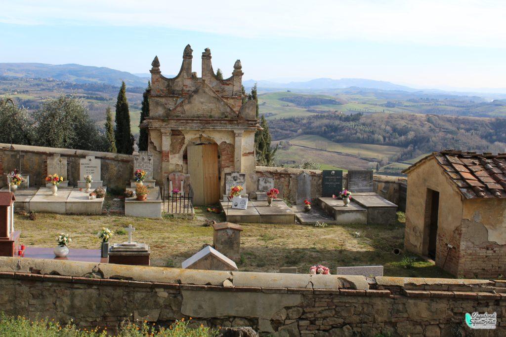 5 mete alternative in Toscana toiano