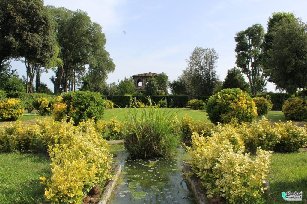 5 mete alternative in Toscana villa reale di Marlia