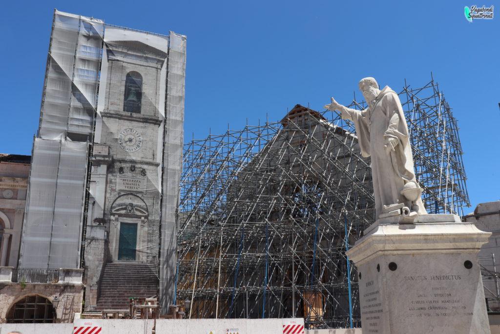 basilica di san benedetto norcia