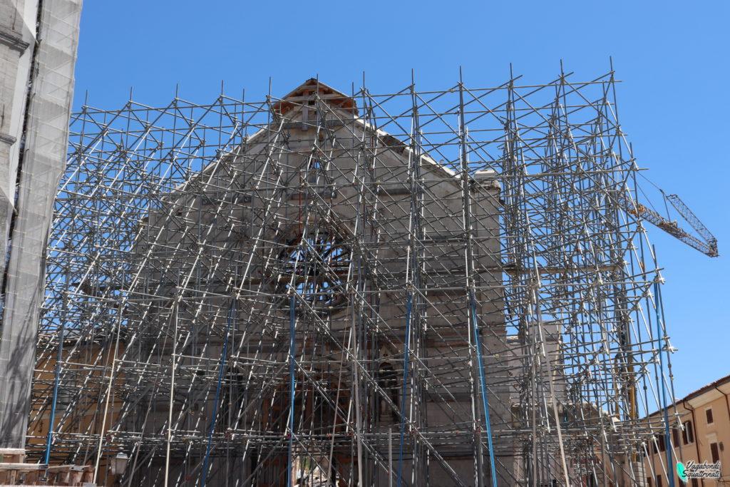 norcia basilica di san benedetto