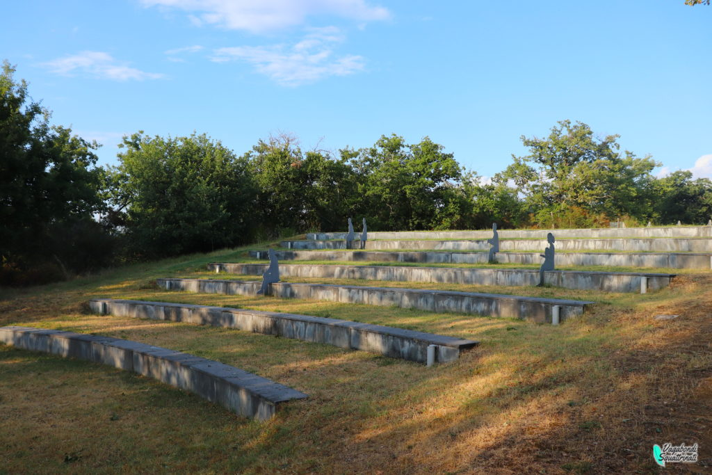 anfteatro parco sculture chianti