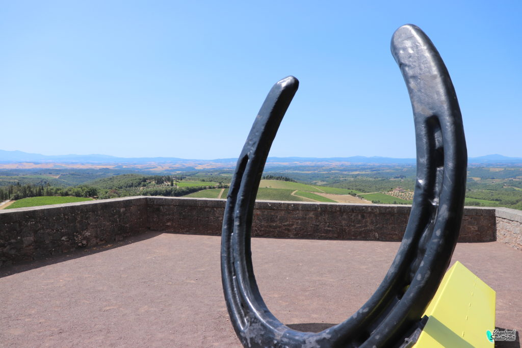 castello di brolio panorama