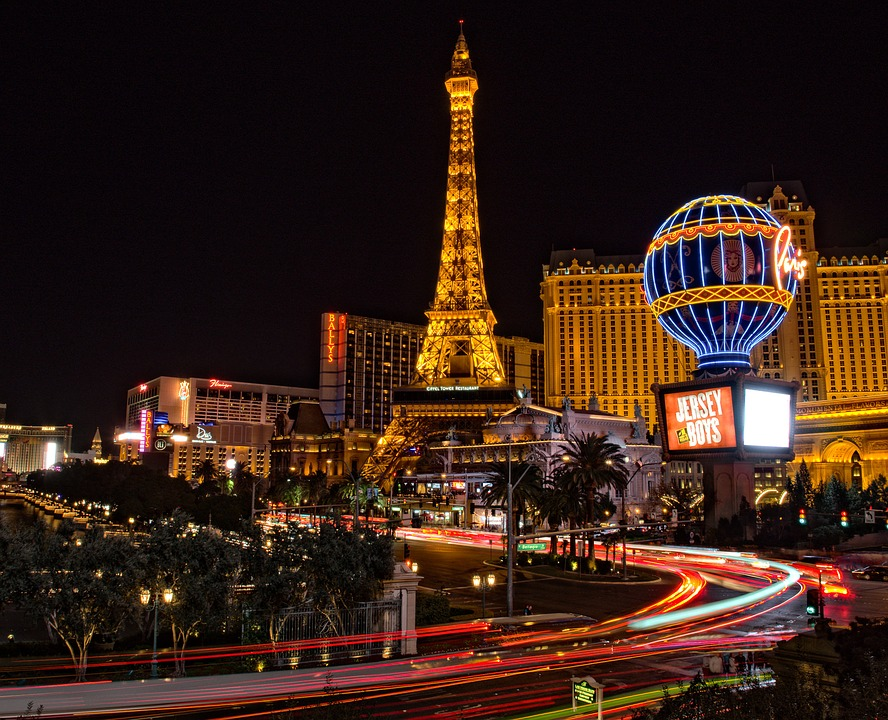 viaggio gratis a Las Vegas