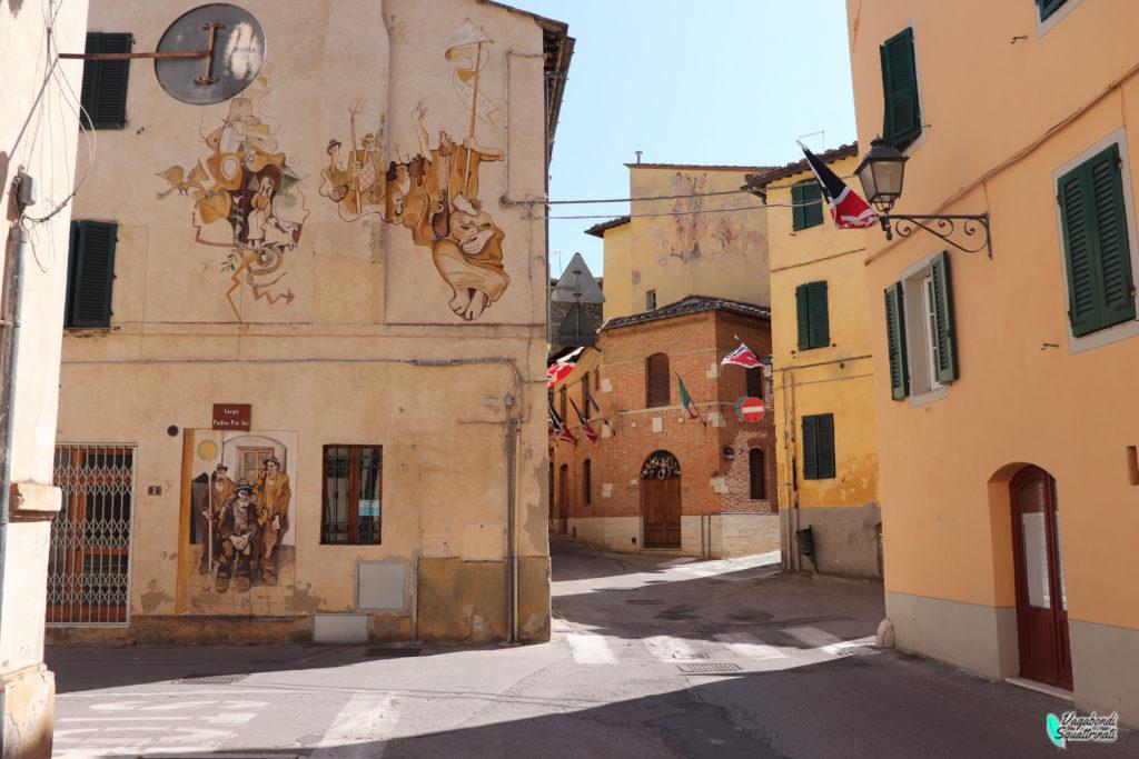 Itinerario fra i borghi del Chianti: Castelnuovo Berardenga