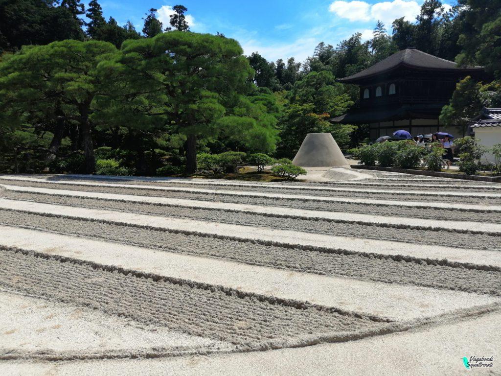 giardino zen Ginkakuji