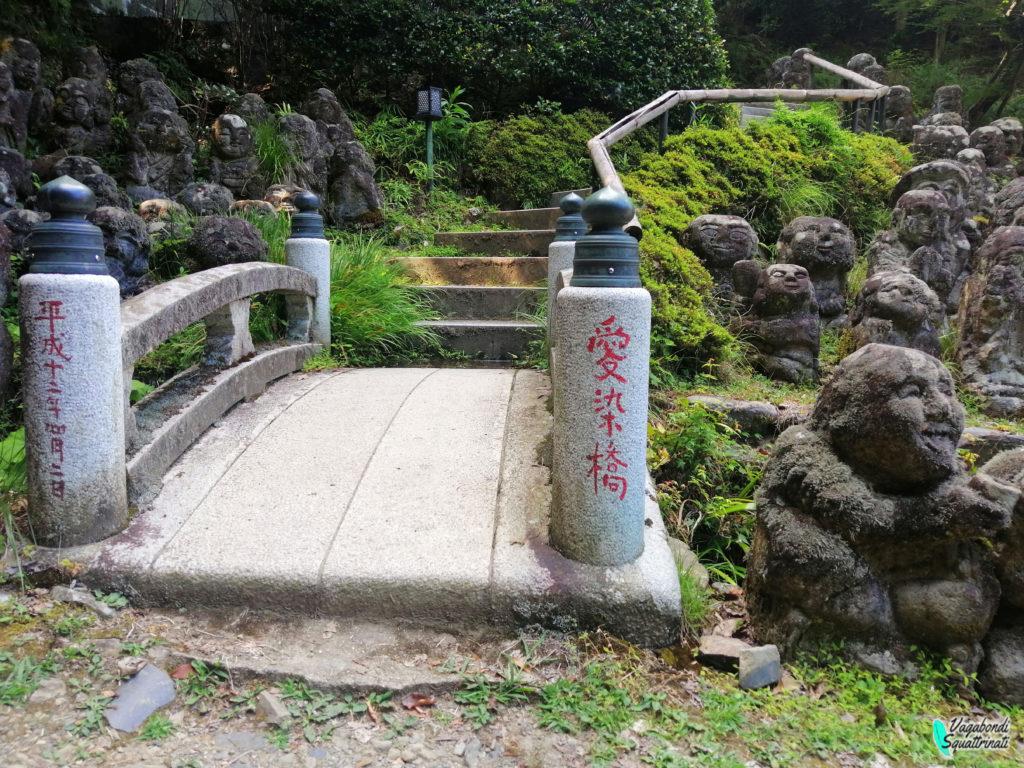 Otagi Nenbutsu-ji nostro viaggio a Kyoto