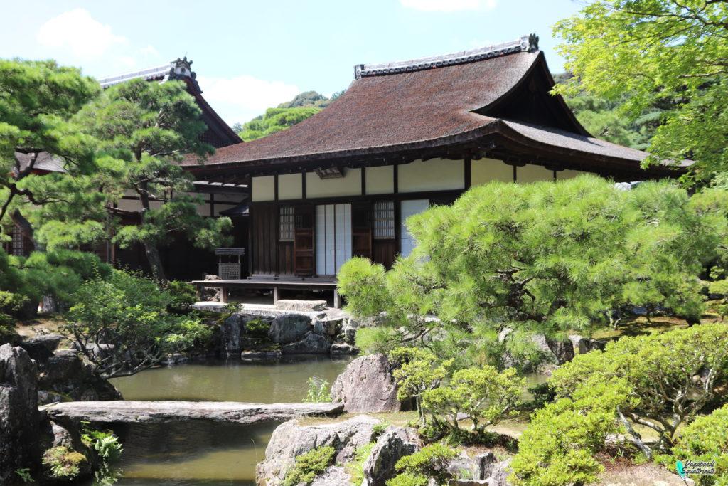 tempio d'argento Ginkakuji
