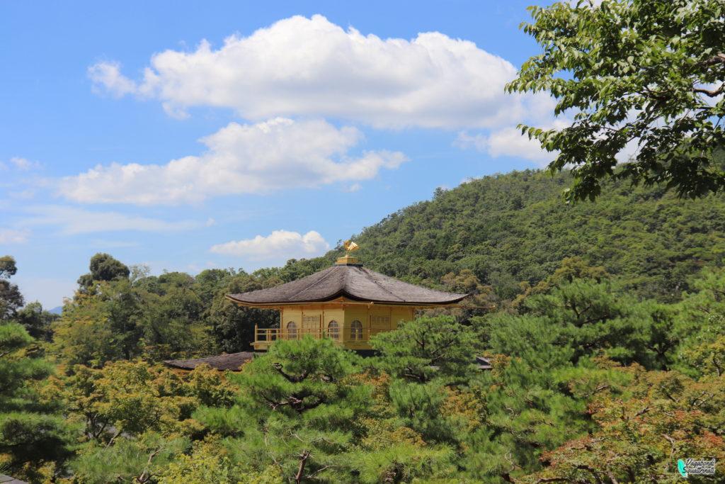 viaggio a kyoto kinkakuji