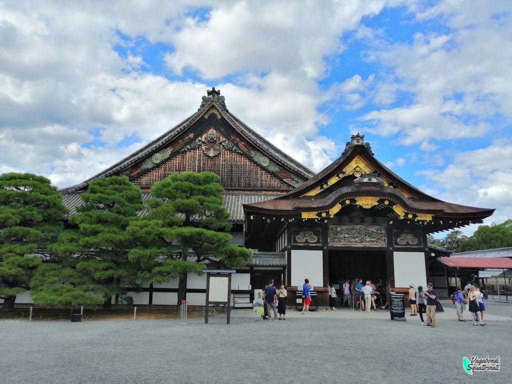 Palazzo di Ninomaru viaggio a Kyoto