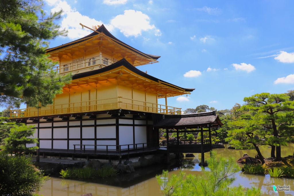 viaggio a kyoto tempio d'oro