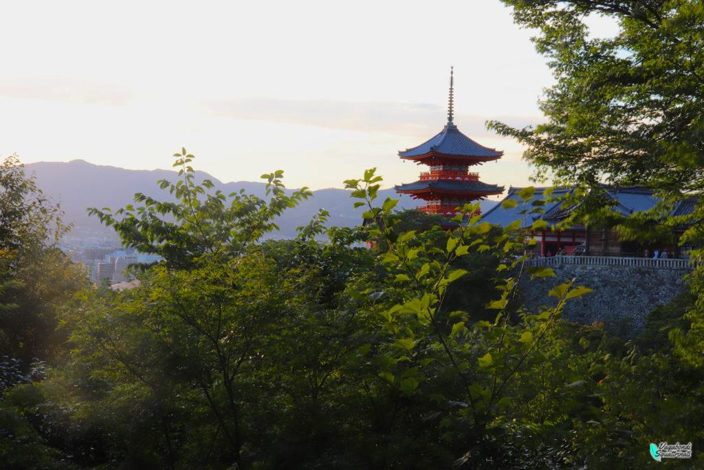 vista Kiyomizudera