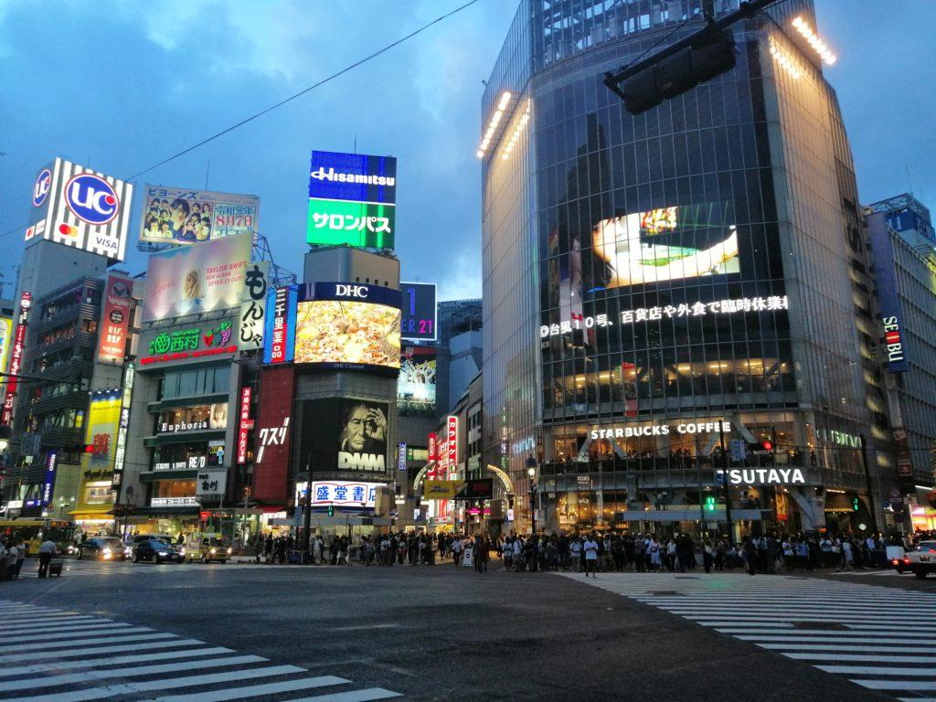 incrocio di Shibuya