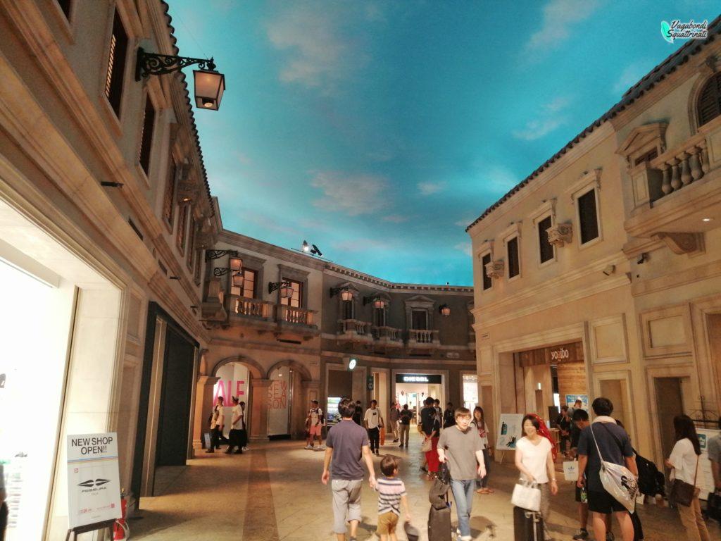 venus fort centro commerciale Italia