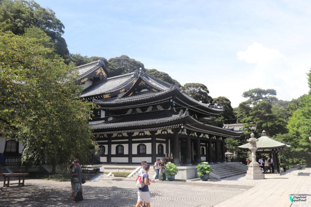 un giorno a Kamakura Tempio Hase-Dera