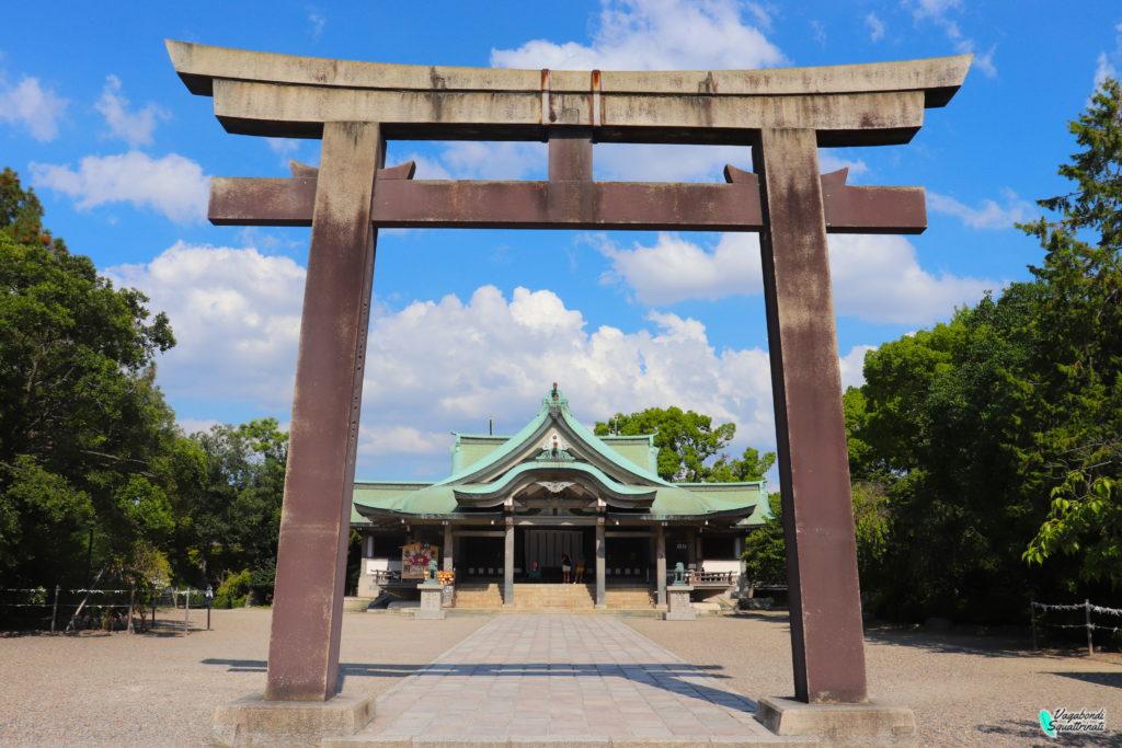 Santuario di Hokoku