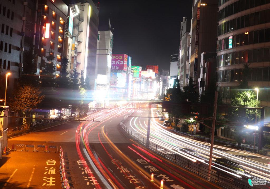 Shinjuku by night Diario di viaggio a Tokyo